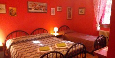HOTEL SOGGIORNO PETRARCA, FLORENCE **